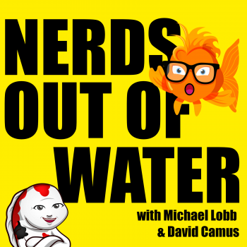 Nerds out of Water Podcast, bushfires, hot ocean, earth pole changes and smartwatch trials