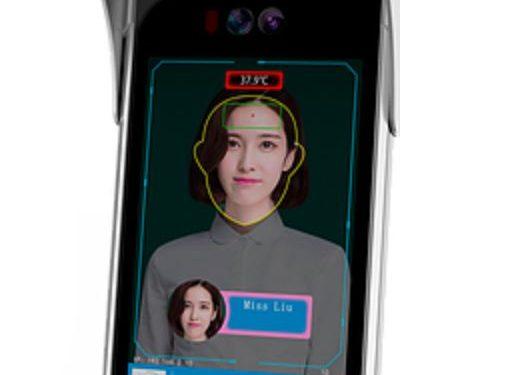 Biometric Temperature and Facial Recognition